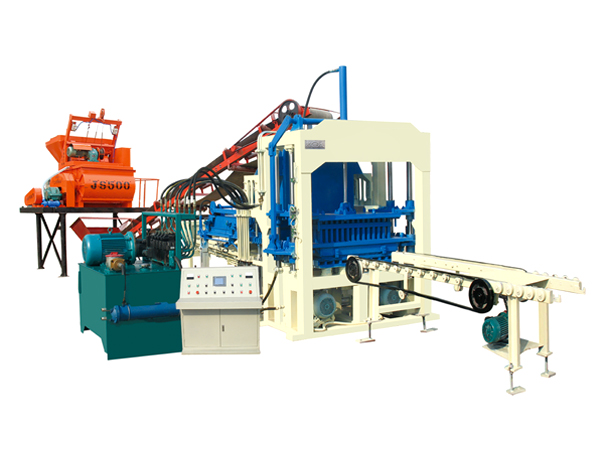 ABM-4S hollow brick maker