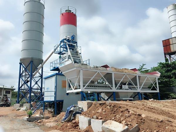 concrete plant sri lanka