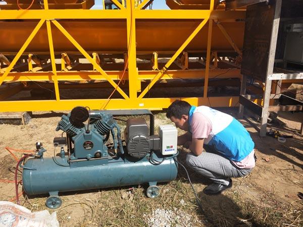 free maintenance of diesel pump