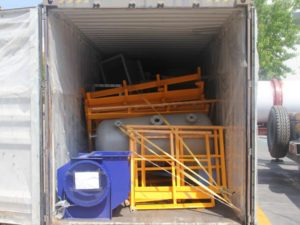 shipment of LB1200