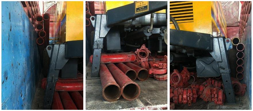 ABT40C diesel pump delivery