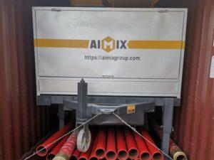 JBS40 diesel cement mixer pump