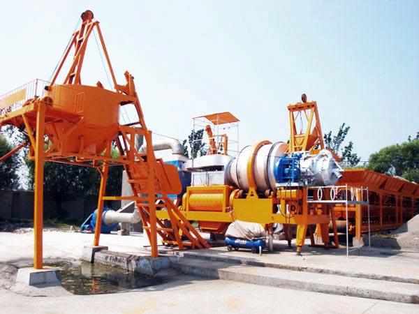 QLBY-30 mobile asphalt plant