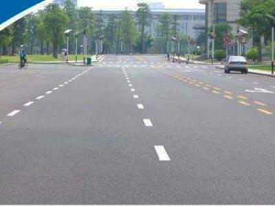 municipal urban road