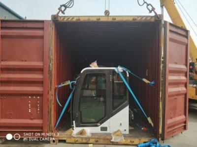 3.5m3 self mixer concrete truck