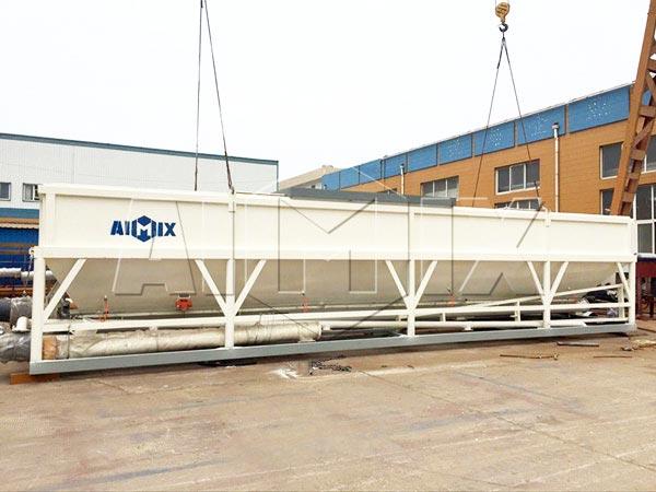 50t horizontal cement silo to Australia