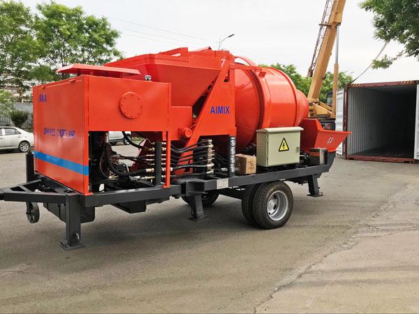 JBS40R mixer pump Jordan