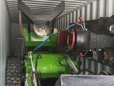 shipment of self mixer