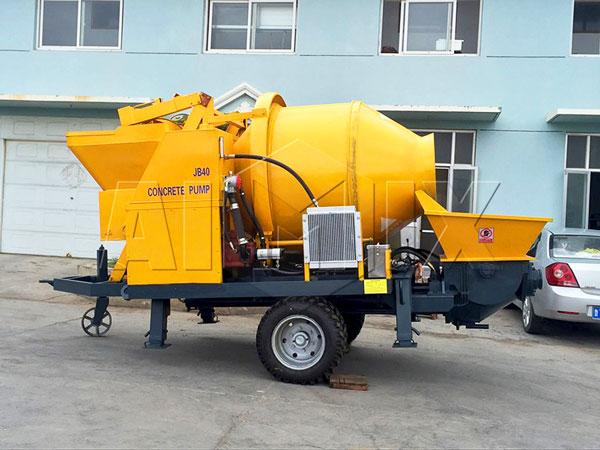 JBS40 electric mixer pump
