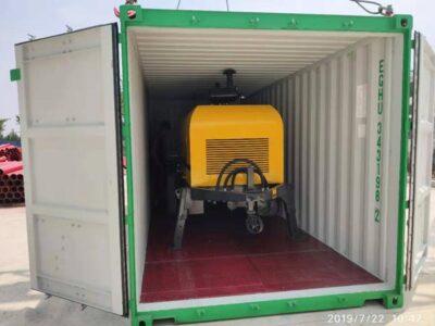diesel engine concrete pump Ukraine