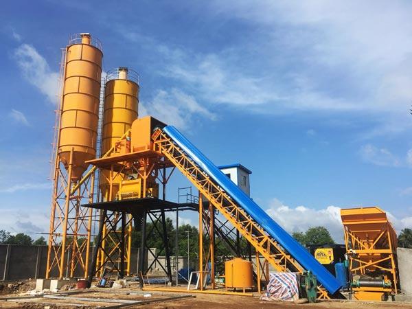 Ready Mix Concrete Plant In Bangladesh Reasonable Price