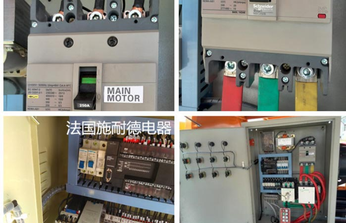 Schneider PLC control