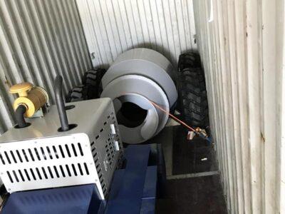 shipment of 2.0 cub self mixer