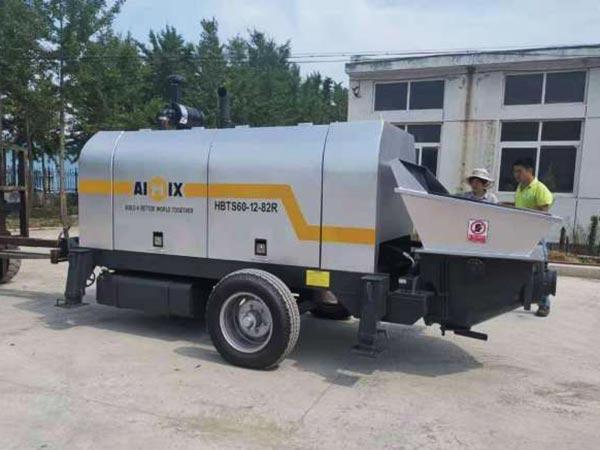 Bomba de reboque a diesel ABT60C