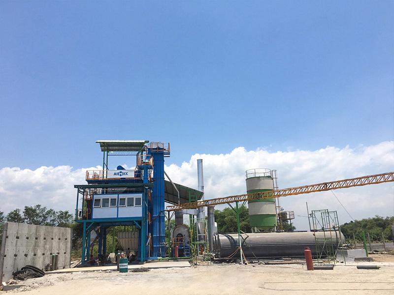1200 Asphalt Plant Indonesia