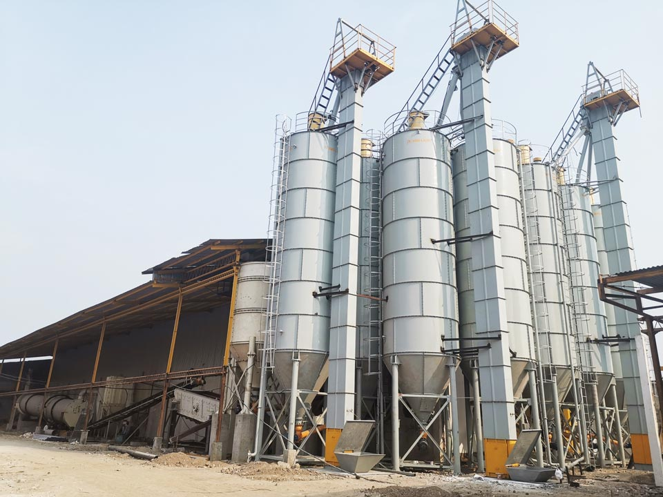 30t dry mortar plant Indonesia