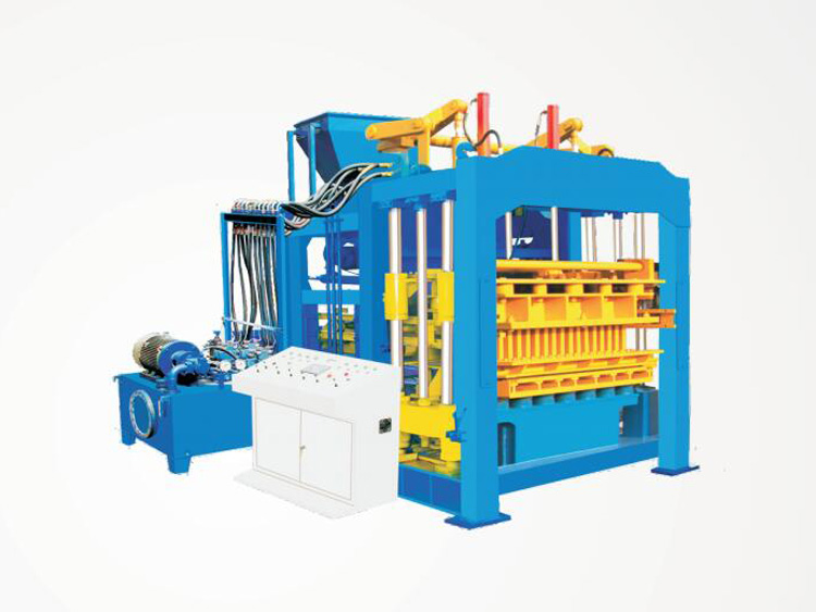 ABM-10S Automatic Concrete Brick Machine