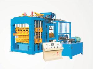 ABM-8S Automatic ash brick machine