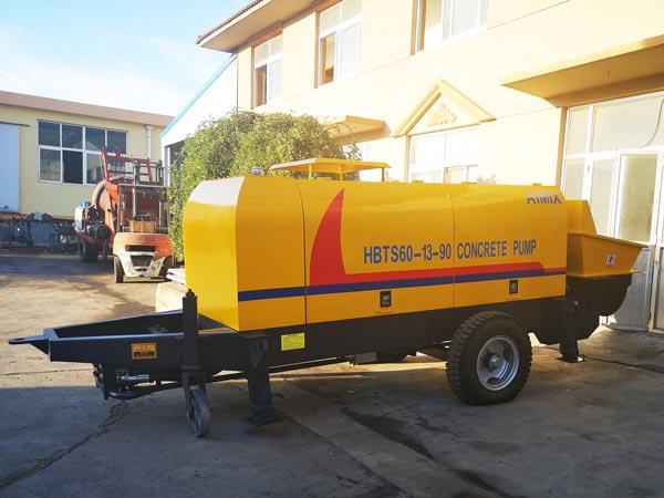 ABT60 concrete pump