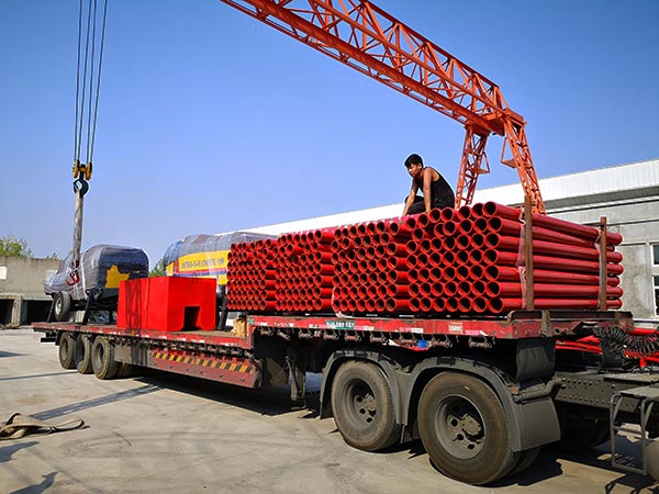 delivery of electric pump