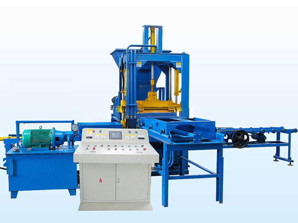ABM-3S fully automatic fly ash bricks machine