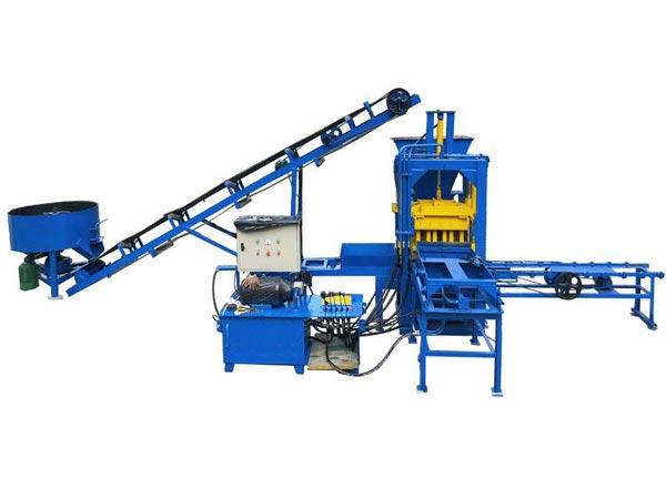 ABM-3S solid block machine