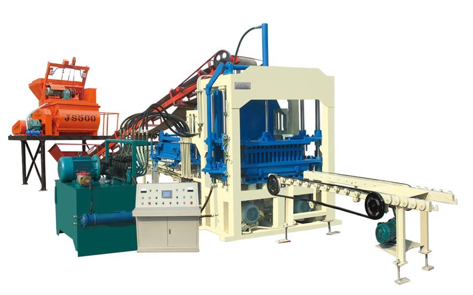 ABM-4S automatic blocks machine