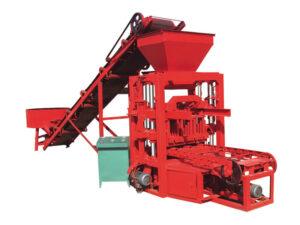 ABM-4SE block machine