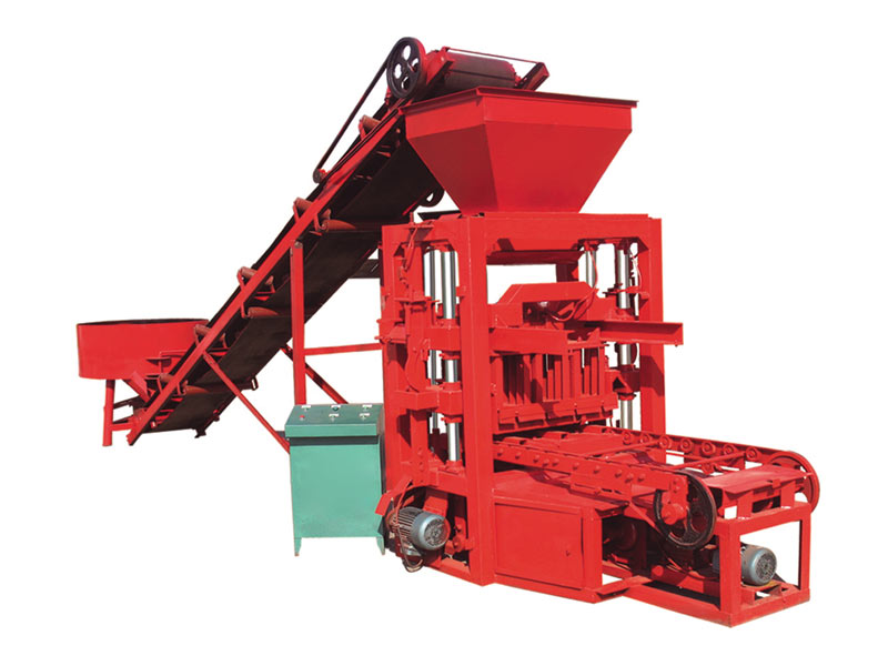 ABM-4SE fully automatic fly ash brick plant