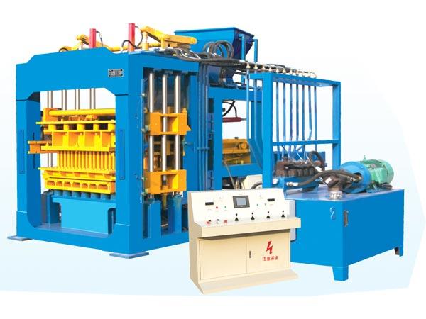 ABM-8S interlocking brick making machine
