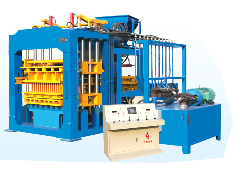 ABM-8S solid brick machine