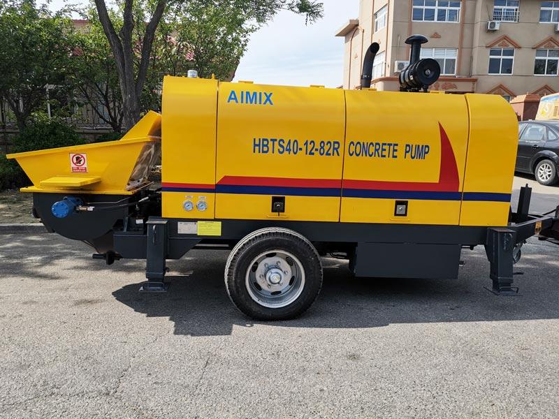 ABT40C diesel mini pump