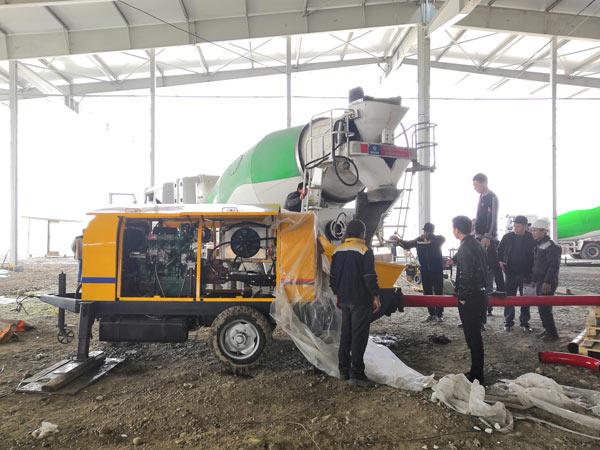 ABT40C no Uzbequistão