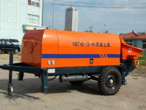 ABT40D electric concrete pump