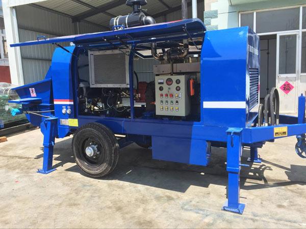 ABT50C diesel pump Batam Island