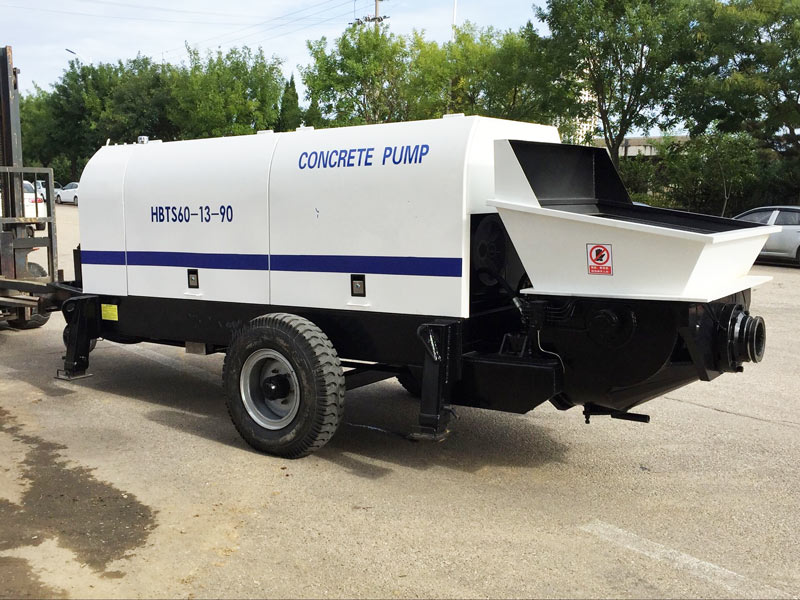ABT60D electric motor concrete pump