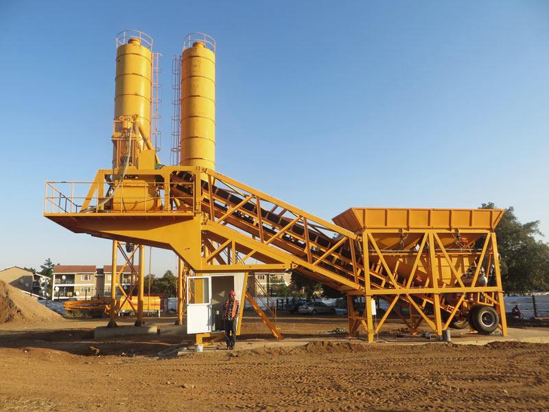 AJY-35 in Botswana