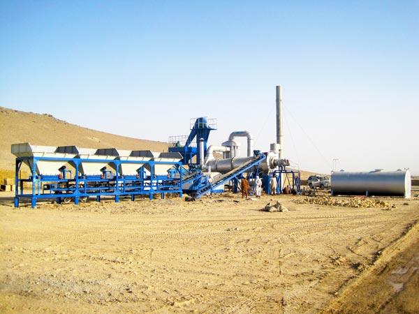 ALT60 drum type asphalt plant