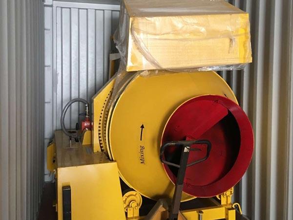 JZR500 diesel concrete mixer Sierra Leone