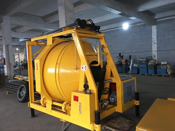 JZR500 diesel mixer Australia