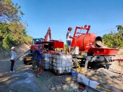diesel concrete mixer pump Philippines