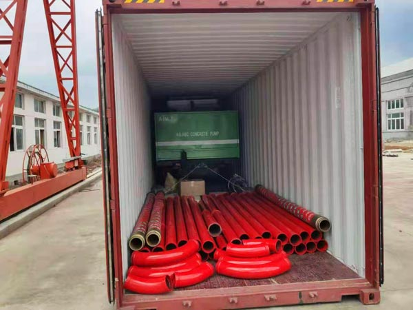 diesel engine mixer pump delivery