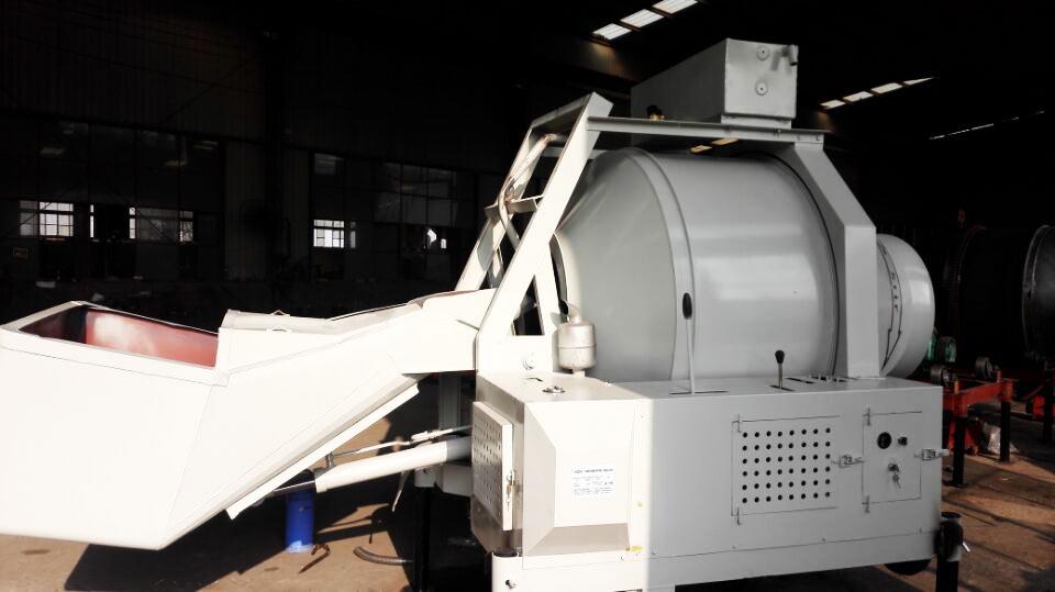 diesel mobile mixer to Trinidad and Tobago