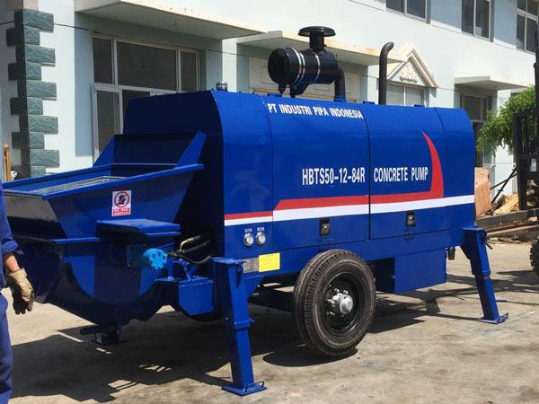 diesel pump delivery