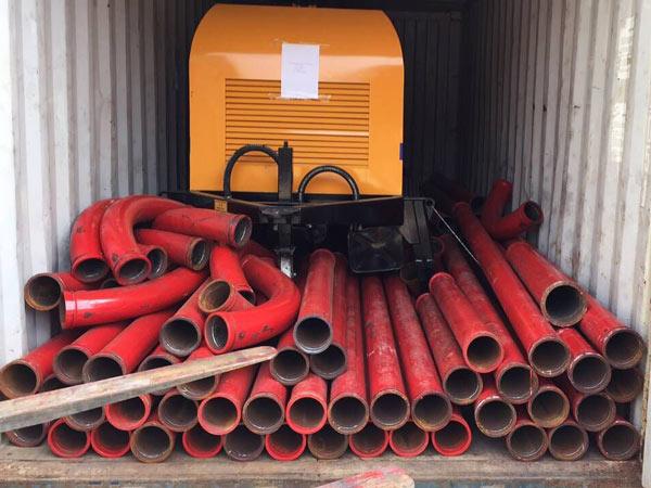 diesel pump to vietnam