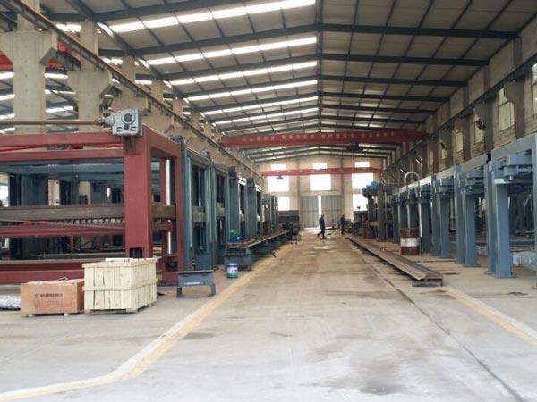 hollow brick machine factory