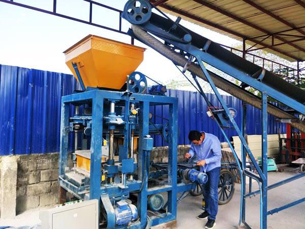 installation of ABM-4SE