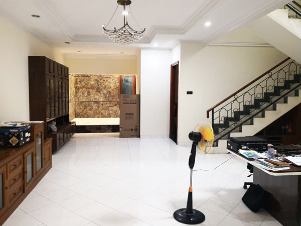 office n Indonesia