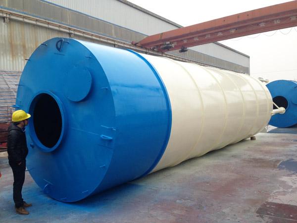 welded type silo