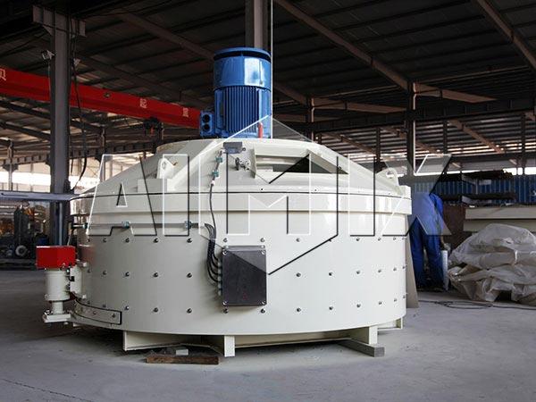 Misturador planetário de concreto JN500